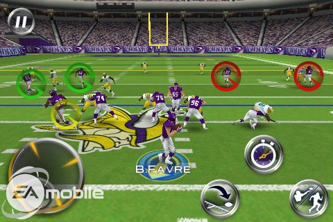 Madden NFL 10 sacking iPhone 'in time for opening day'