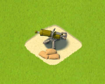 Boom Beach Defense guide: Machine Guns