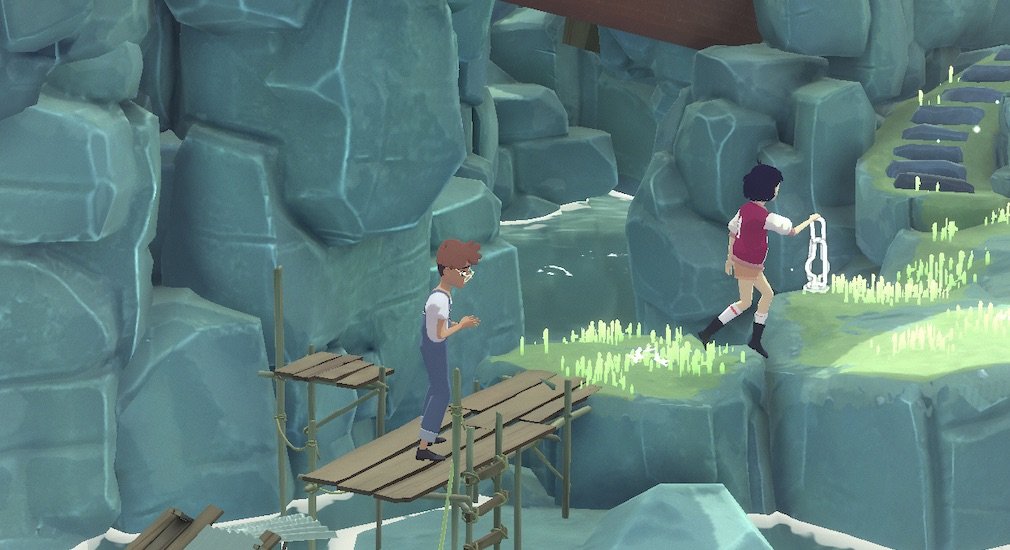 "The Gardens Between review - ""A puzzling adventure that you have to play"""