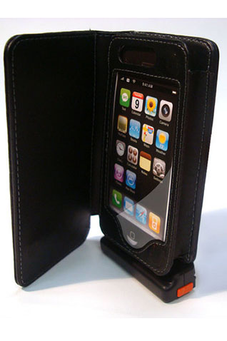 Solar-powered charger case for the iPhone shines in time for Christmas