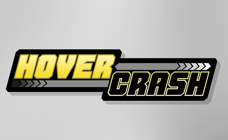 [Update] The futuristic arcade racer Hovercrash is out on iOS