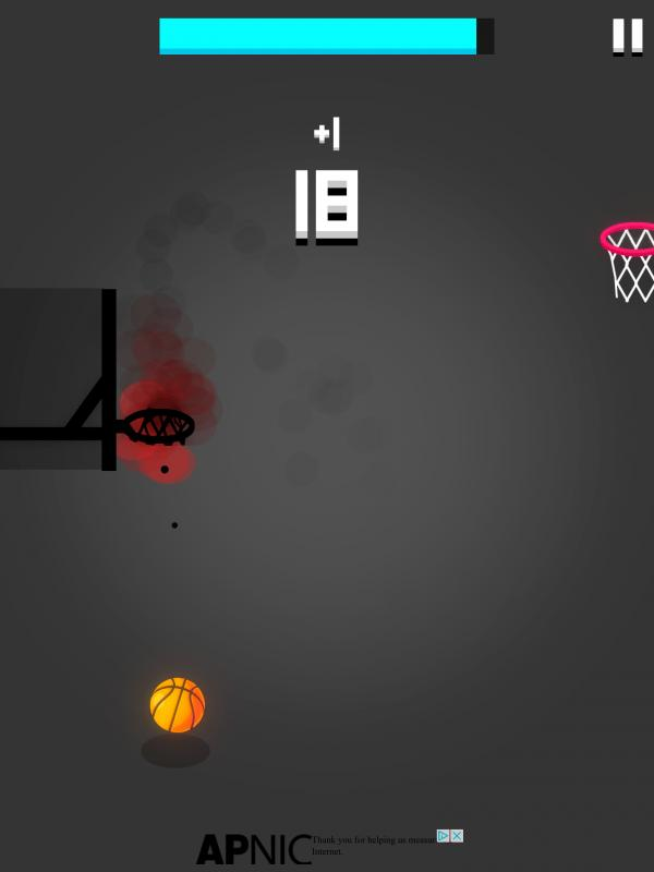 Dunk Hit tips and cheats - Getting high scores while slamming those dunks