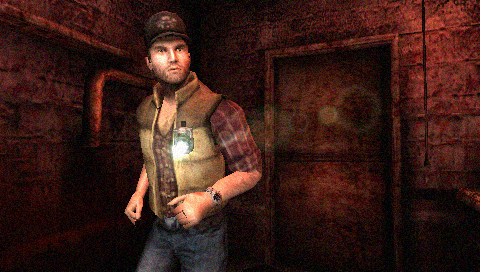 Silent Hill Origins PSP screens and trailers discharged