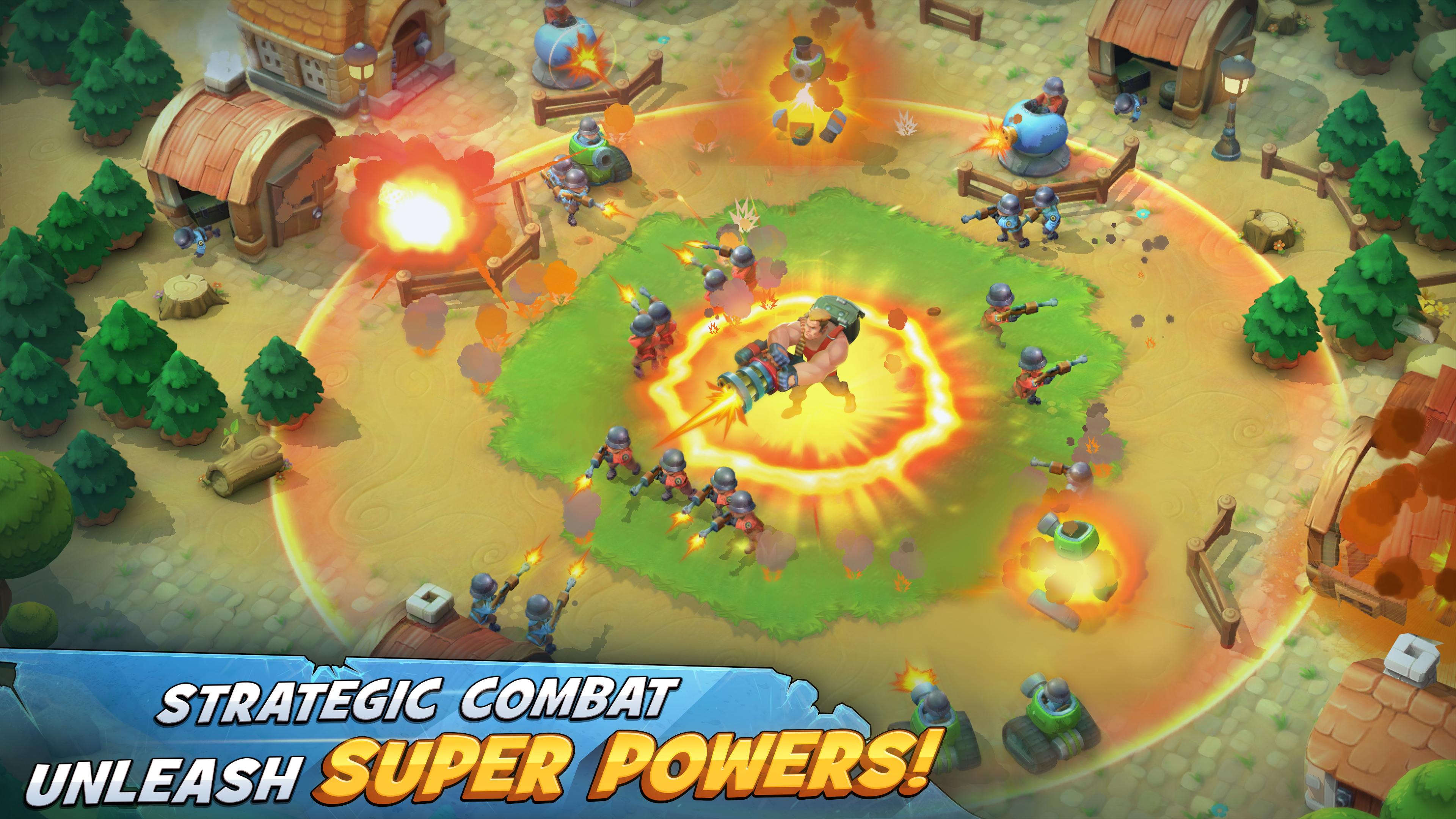 [Update] Get offensive in the classic tower defence game Fieldrunners Attack!