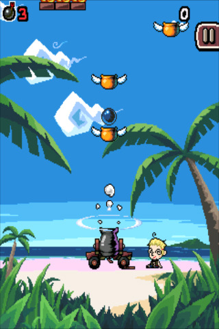 iPhone game Boom It Up! lands on the App Store