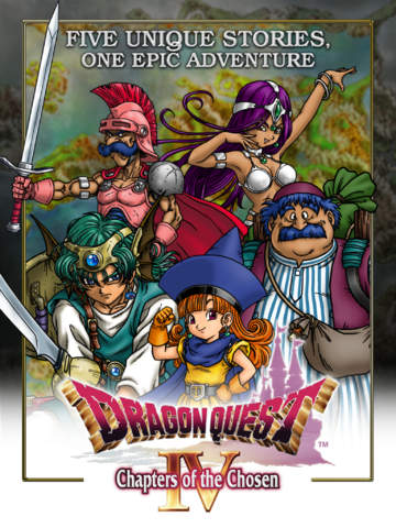 Dragon Quest 4, Square Enix's classic JRPG, is out right now on Android