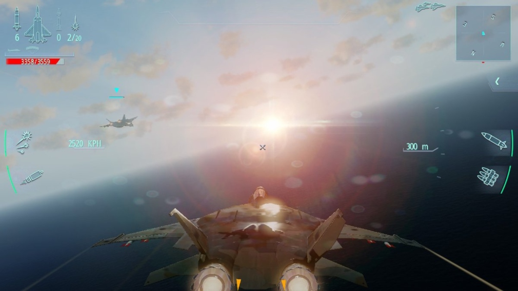 Sky Gamblers: Afterburner review –