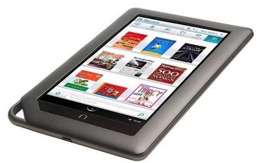 Rundown: Nook Tablet Hands On Review