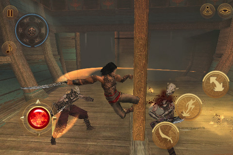 Prince of Persia: Warrior Within returns to iPhone App Store