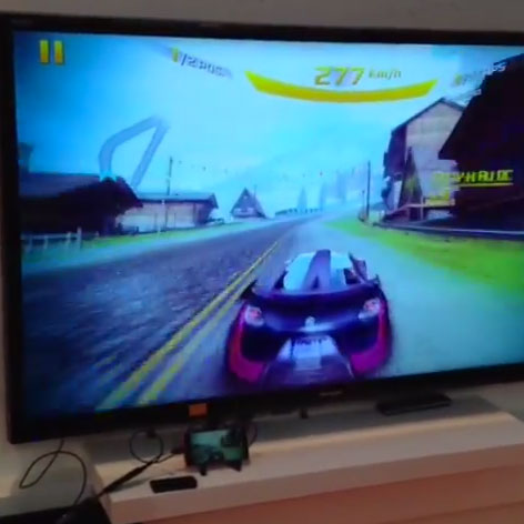 MWC 2014: SlimPort connects your phone to your TV for big-screen gaming