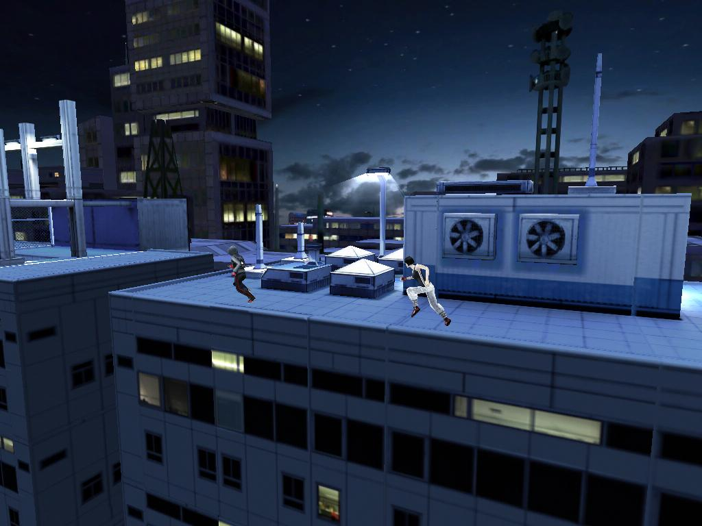 Mirror's Edge out for iPhone at midnight tonight