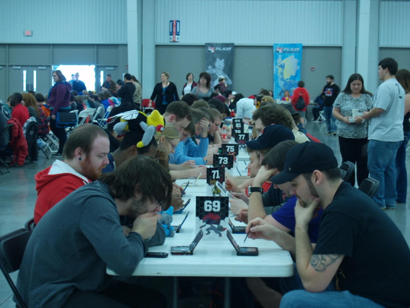 In pictures: Pocket Gamer heads to the Pokemon Winter Regional Championships