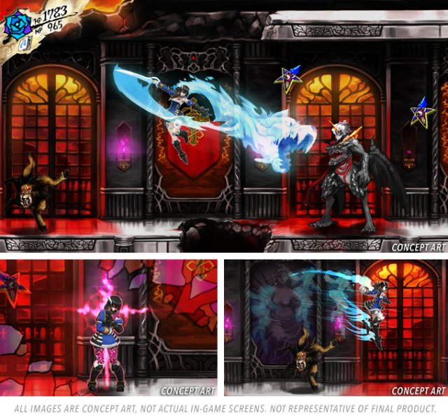 Bloodstained: Ritual of the Night is getting an 8-bit prequel