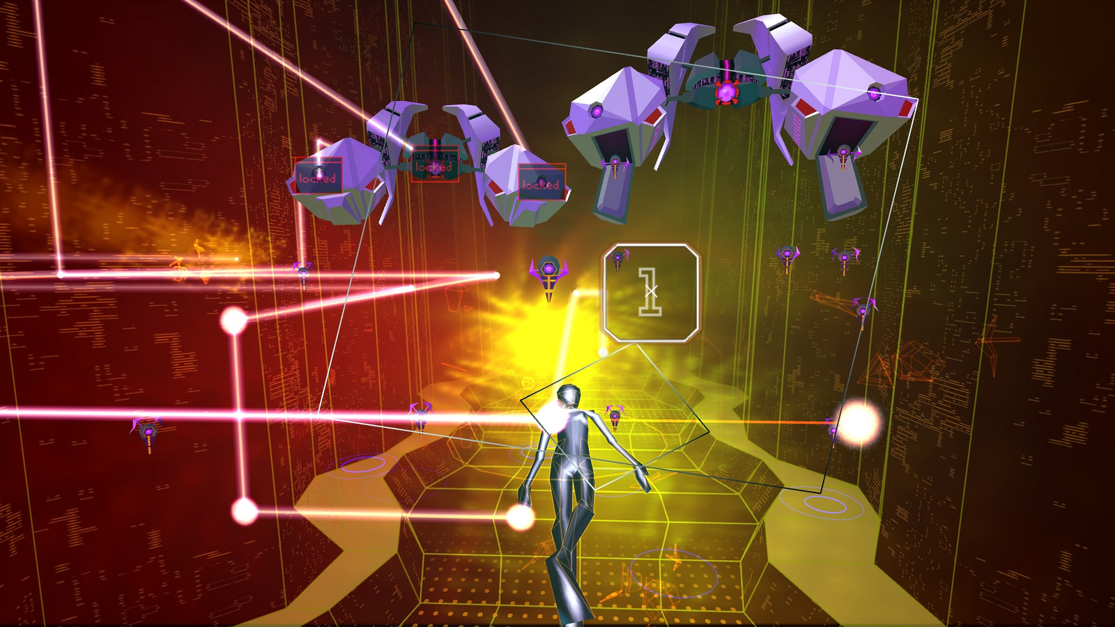 Rez Infinite remake is coming to PS4 and PS:VR