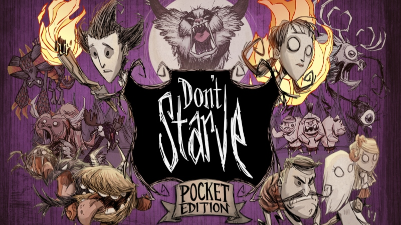 Klei now accepting Android beta testers for Don't Starve: Pocket Edition
