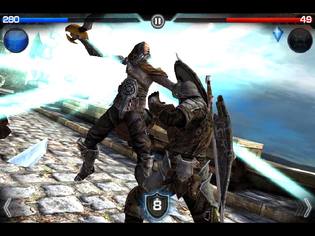 Infinity Blade II receives ClashMob fix while Infinity Blade goes on sale for 99c