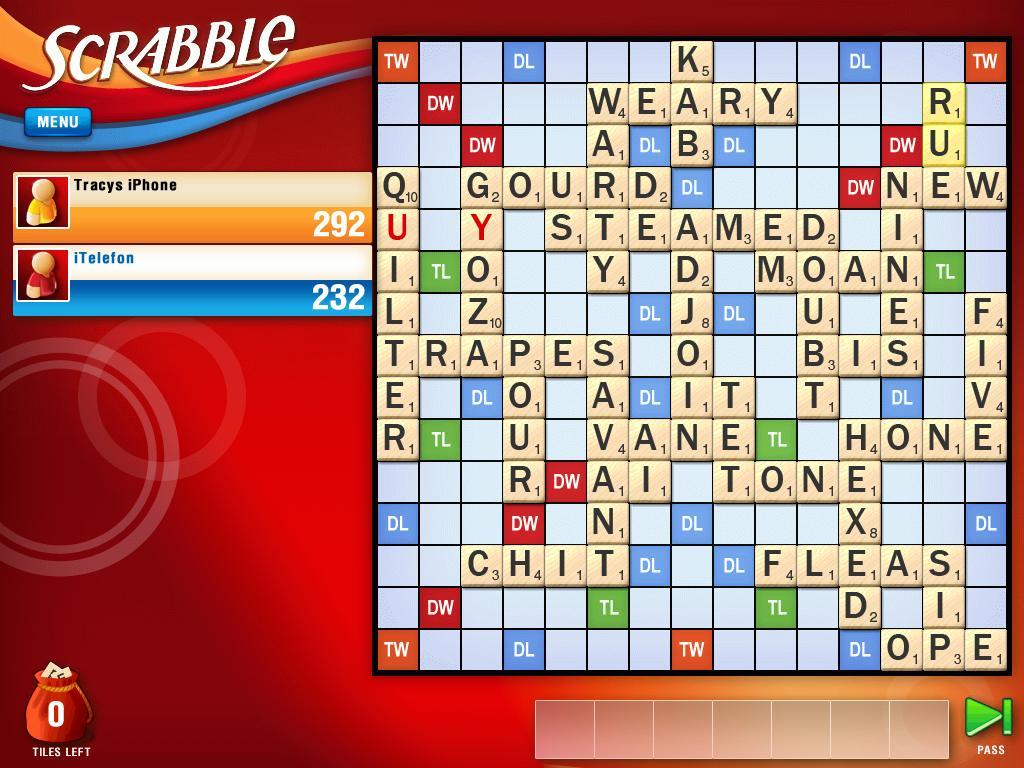 Scrabble | Articles | Pocket Gamer