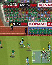 Pro Evolution Soccer 2009 | Articles | Pocket Gamer