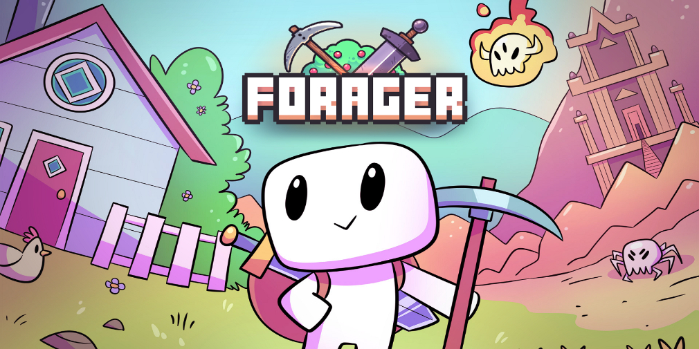 Idle adventure game Forager's iOS version is out today (Updated)
