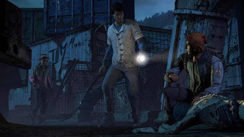 Telltale's The Walking Dead season three will be accessible to new players as well as seasoned veterans