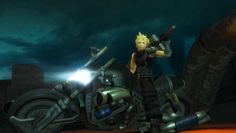 E3 2014: We could've had Cloud on a snowboard - Hazama talks about his inspiration for Final Fantasy VII G-Bike