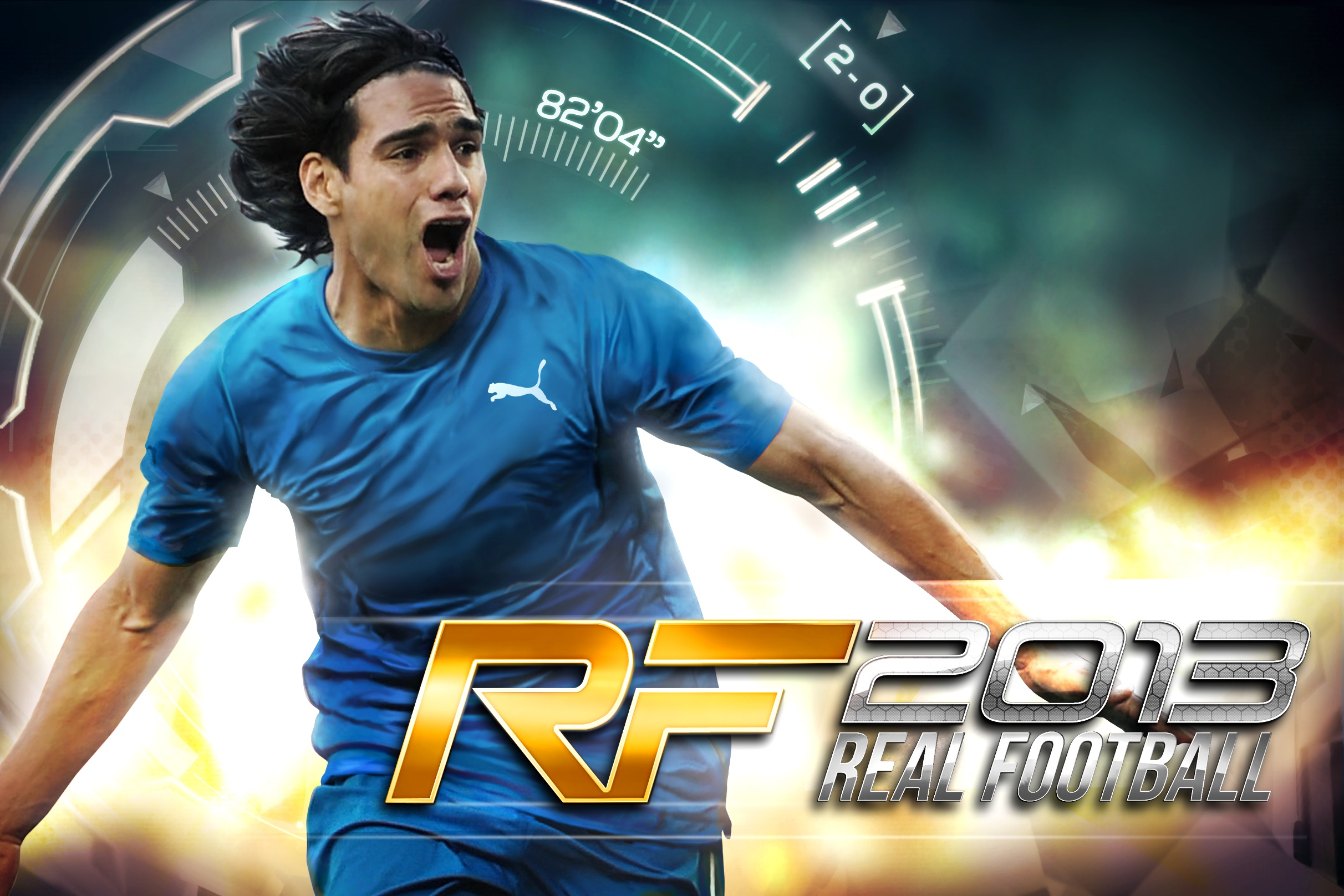 Hands-on with Real Football 2013