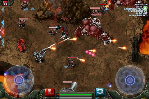 Glu Mobile on bringing more modes, items, levels and maybe multiplayer co-op to Gun Bros