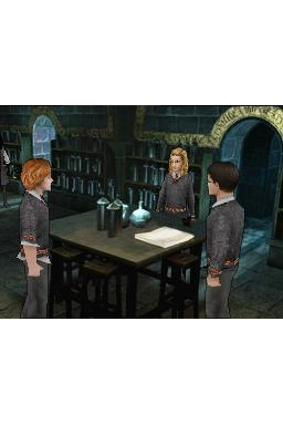 Hands on with Harry Potter and the Half-Blood Prince on DS