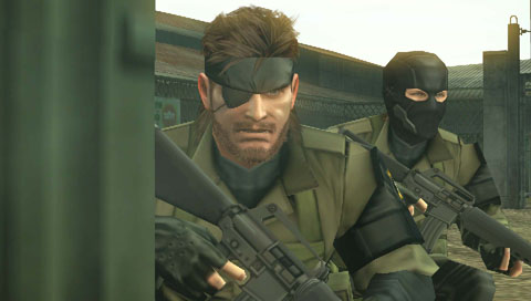 Metal Gear Solid: Peace Walker features tonnes of tie-ins