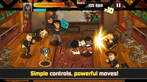 Slap Mr Boss across the chops for the final time in latest Combo Crew update