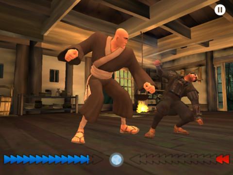 Apple II brawler Karateka gets remade on iOS, will hit the App Store at midnight
