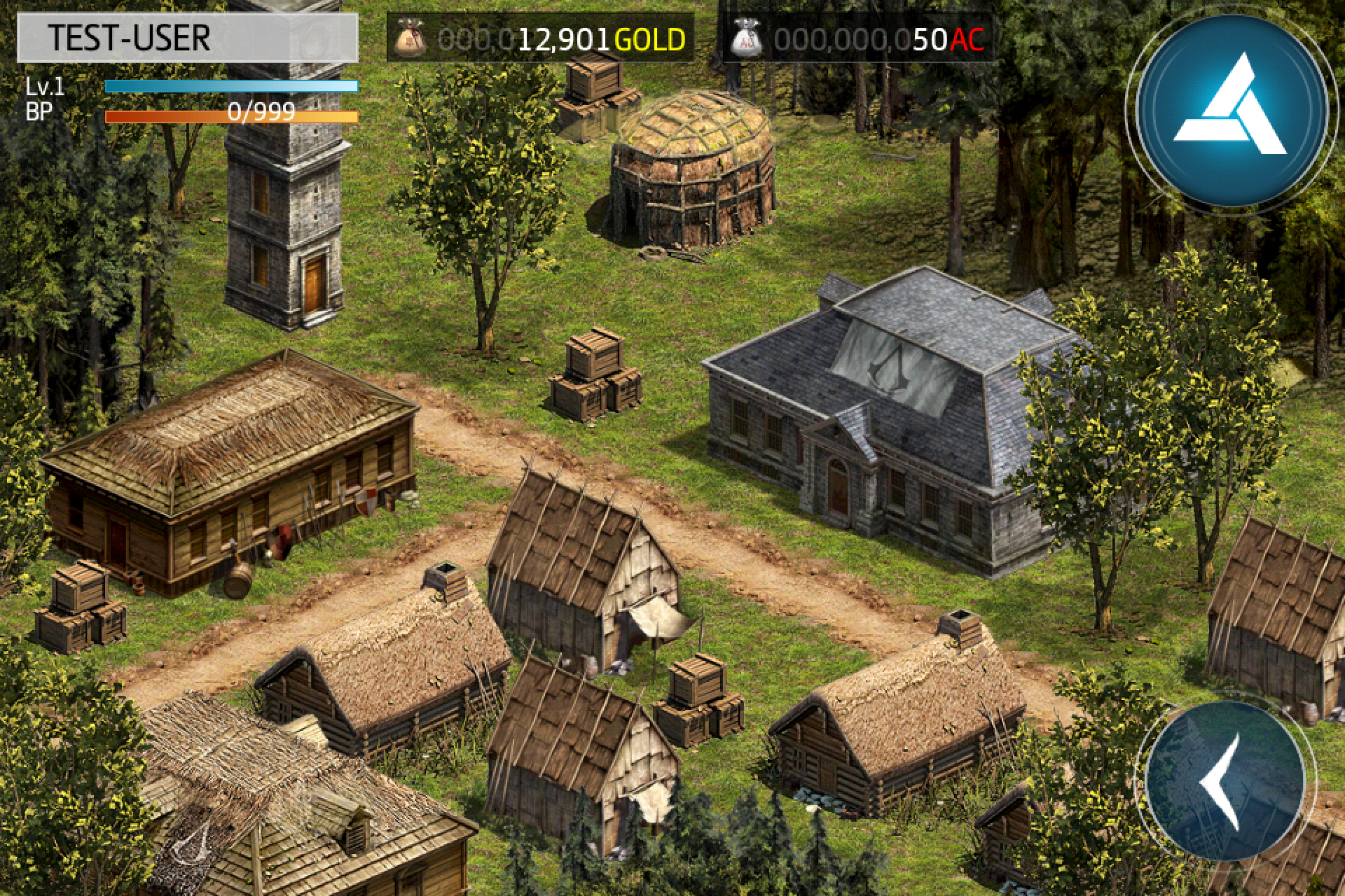Building cities, fighting rival settlers: Eyes-on with Assassin's Creed Utopia
