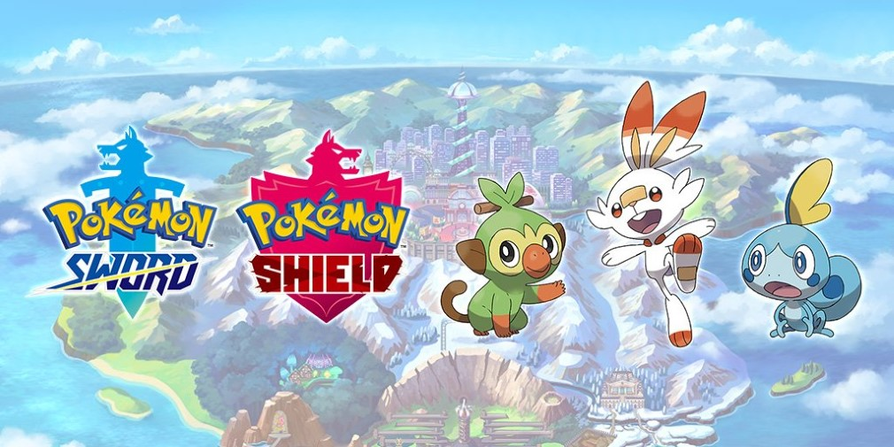 Latest Pokemon Sword & Shield trailer highlights the game's layered battles