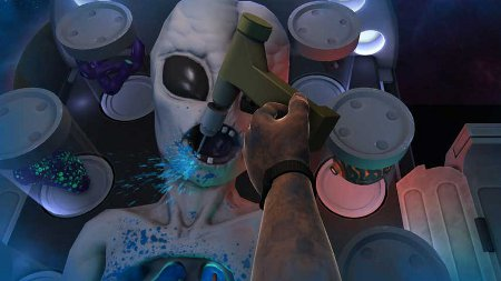 Surgeon Simulator will be updated on iPad 'soon' with a new alien for you to slice and dice