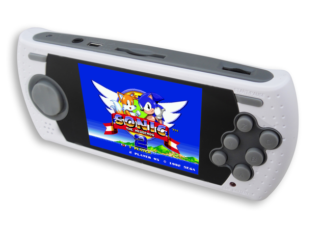 SEGA Mega Drive Ultimate Portable Game Player (Sonic 25th Anniversary Edition) review -