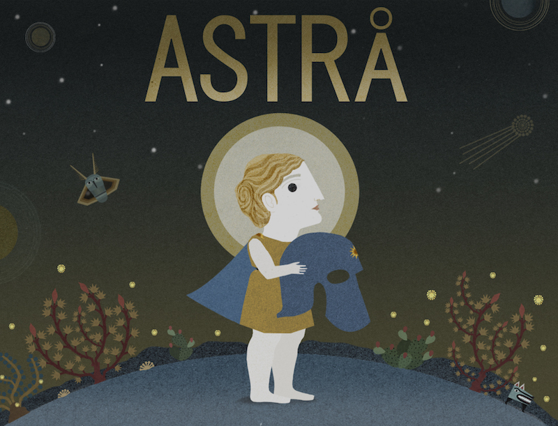Planet-hopping adventure Astra is half price on iPad and iPhone right now