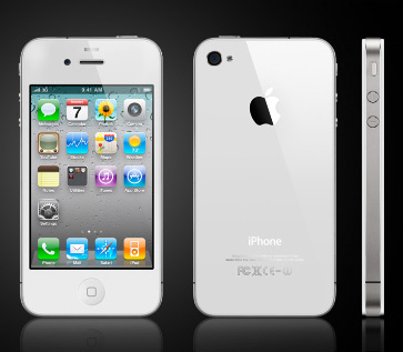 Rumour: White iPhone 4 in Verizon and AT&T stores by end of April