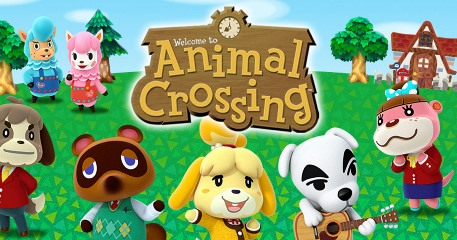 Animal Crossing is still coming to mobile in 2017