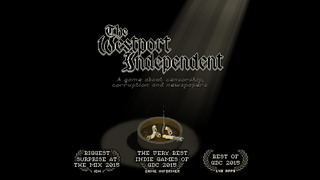 Run a paper for the people or bend the truth in censorship sim The Westport Independent