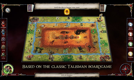 Your iOS or Android Game of the Week: Talisman Prologue HD