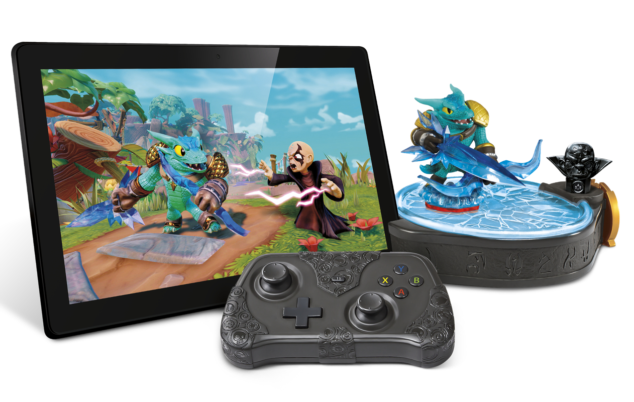 Hands-on with Skylanders Trap Team, the iOS and Android title that blurs the line between console and tablet