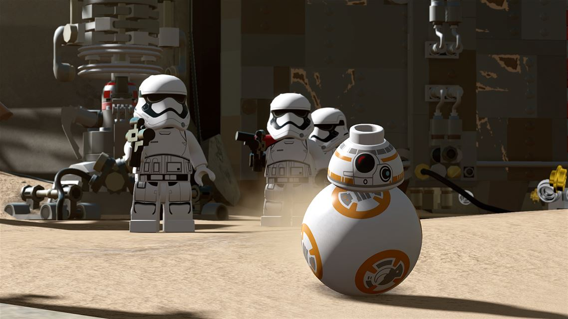 Lego Star Wars VII icon