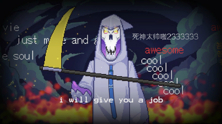 Lend the grim reaper a helping hand in Death Coming, arriving on iOS next week