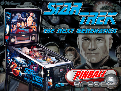 Pinball Arcade dev crowdfunding licensing fee for Star Trek: The Next Generation table