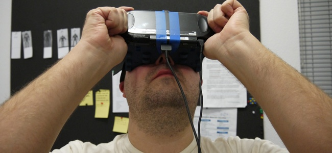 Beatshapers turns PS Vita into a virtual reality headset