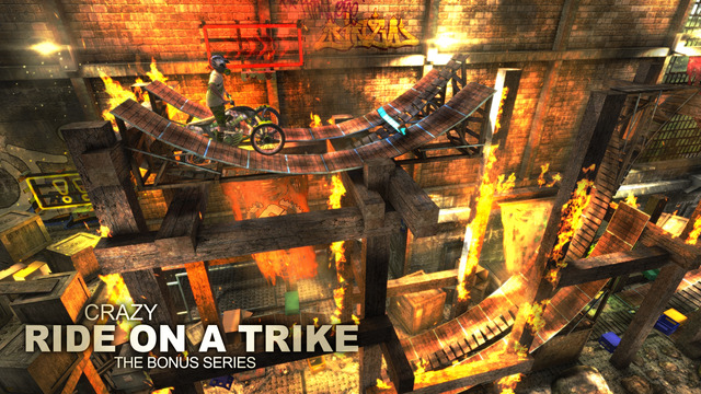 Trials-like Rock(s) Rider HD is free for the first time on the App Store