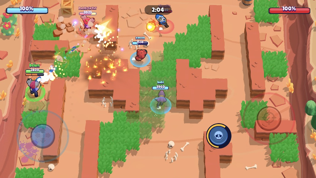 Not fussed about Brawl Stars? Here are 5 mobile alternatives