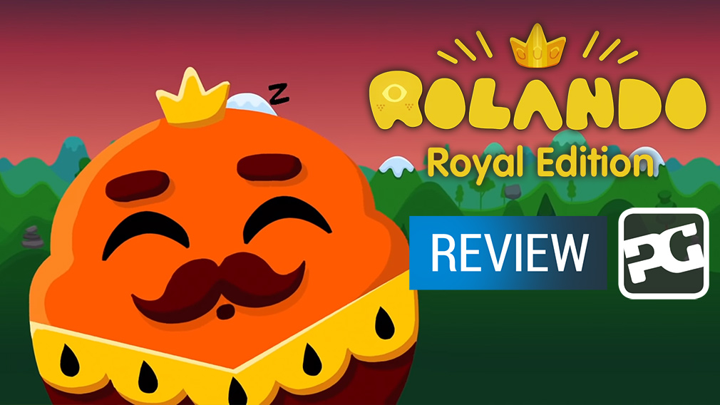 "Rolando: Royale Edition video review - ""An oldie, but a goodie"""