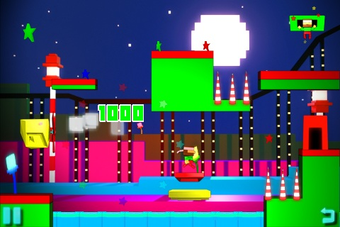 Perplexing platform puzzler Kami Retro arrives on Android Market for free