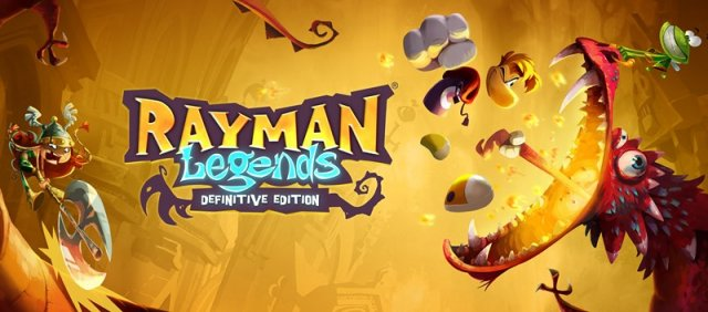 Rayman Legends: Definitive Edition hits the Nintendo Switch on September 12th